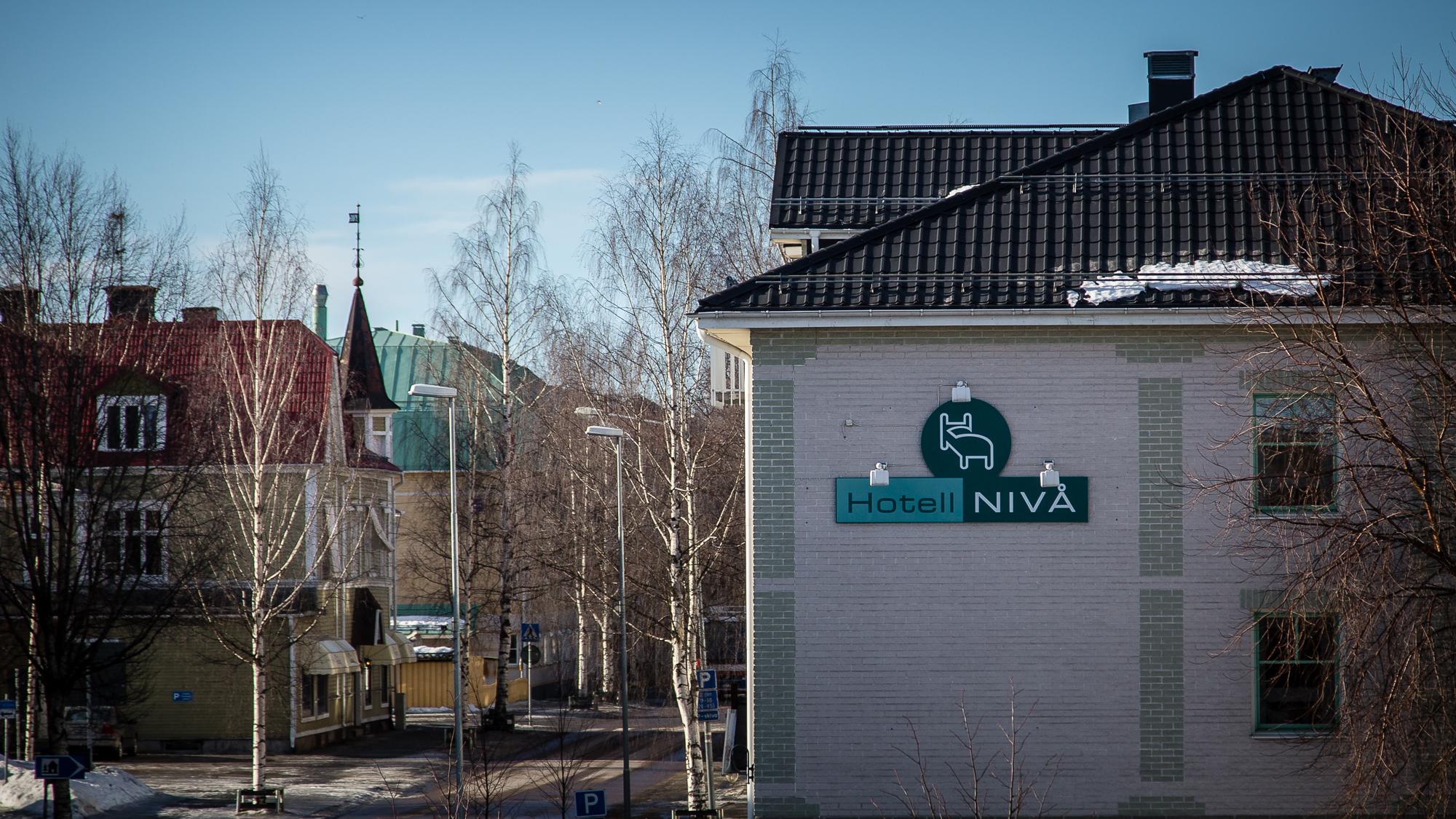 Hotell niv boden sweden for Boden bilder